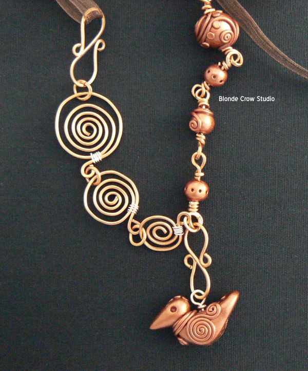 MJB copper swirls