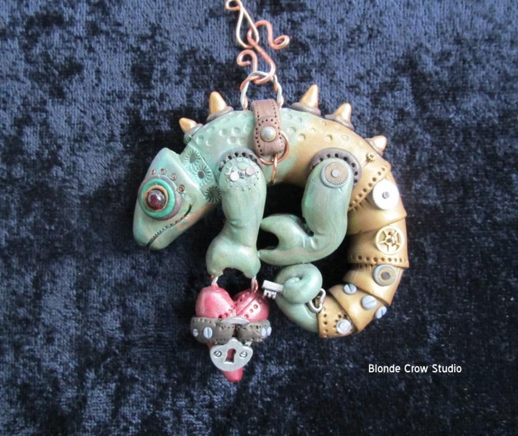 BCS Steampunk Chameleon